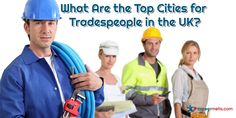 The top cities for tradespeople in the UK are listed in this article. University In England, University College London, Best University, Career Options, Career Advice, Tens Place, Further Education, University Courses, Salford