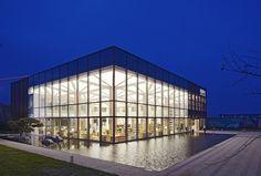 Goertek Green Town - Time Books / Qingdao Greentown Architecture Design  Beijing H-Concept Architecture Design