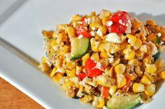 Credit: buttercreamlane.blogspot.com 7 ways to enjoy grilled corn