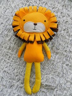 ☃ Plush Toy Preciousness ☃ lion - Ruby 3 by Dolls And Daydreams /// leon