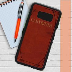 The Labyrinth Book Samsung Galaxy S8 Plus Case Casefreed