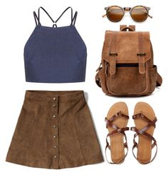 """Untitled #391"" by lily15 ❤ liked on Polyvore featuring Aéropostale, Topshop and Abercrombie & Fitch"