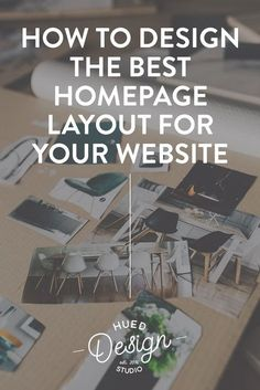 Web Design | Web Design Layout | Homepage Design | Web Design Inspiration | Squarespace