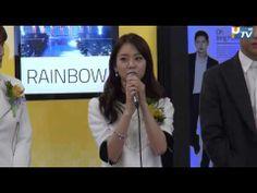 2014/03/31 [UPTV] KARA ハン・スンヨンㆍRAINBOWㆍエージャックス, 'G+ Star Zone' シーズン3 オープニング