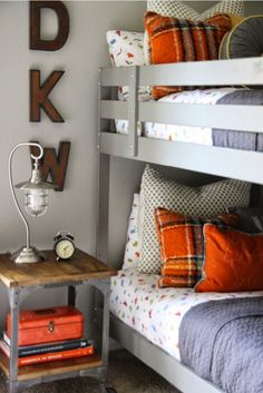 12th and White: Pottery Barn Inspired Little Boy's Room