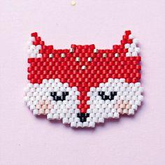 Petites créations - tissages de perles Miyuki