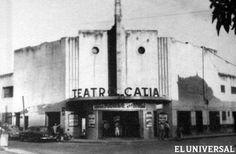 Teatro Catia. Caracas, Venezuela. al 2015, restaurado y en funcionamiento.