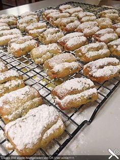 Mini Stollen by Wichtel Paleo Food List, Paleo Meal Plan, Paleo Diet, Chef Recipes, Paleo Recipes, Bread Recipes, Mini Stollen, Desserts, Breads