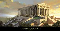 El templo de Artemisa en Éfeso | elhistoriador.es