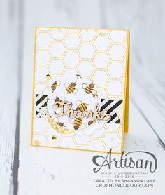 Crush On Colour: Hello Honeycomb Hive
