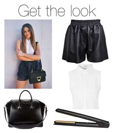 Designer Clothes, Shoes & Bags for Women Ghd, Get The Look, Acne Studios, Givenchy, Glamour, Shoe Bag, Polyvore, Stuff To Buy, Shopping