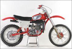 Gary Jones (American-Mexican) 1976 Ammex 250cc MX
