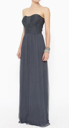 Burberry Grey Dress