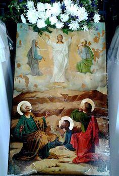 Παναγία Ιεροσολυμίτισσα : Η Μεταμορφώσις του Σωτήρος
