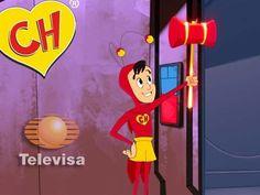 Este domingo 26 de julio se estrena la serie animada de El Chapulín Colorado