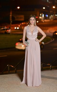 Madrinhas de casamento: 03 vestidos: Carol Tognon