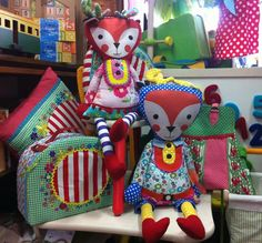 Kavishka – nappy bags, totes and toys with quirk appeal
