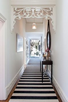 Styling Inspiration - Hallways