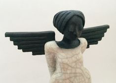 Eine Engelfigur sein… | Keramik Kunst Blog