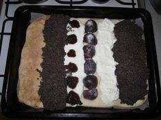 Kysnutý štedrý koláč