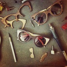 Woodeez, wooden sunglasses, the one model