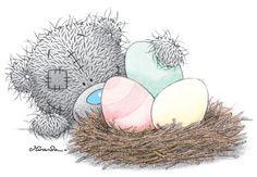 Tatty Teddy - Easter
