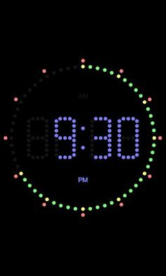 A simple LED Studio Clock.<br> <br>This is the standard version of this clock. It can be used with Android 2.2 and above. <br> <br>###  The development of this version was discontinued.<br>###  Please install the free Plus version. Thanks!<br>###  https://play.google.com/store/apps/details?id=vdsoftware.LEDstudioClock.Plus<br> <br> <br>If you like my clock, please rate it. Thank you!<br> <br>Note:<br>Before you leave a bad rating, please contact me! <br>For comments or suggestions, I'm…