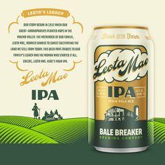Bale Breaker's Leota Mae IPA