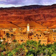 Atlas Mountains, Morocco via @mxleox