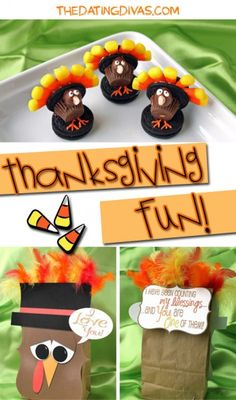 Turn your usual Thanksgiving Prep into a fun event.  Adorable, free printable too!