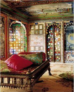 66 Moroccan Bedroom Designs