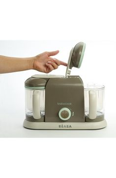 Béaba 'Babycook Pro® 2X' Baby Food Maker available at #Nordstrom