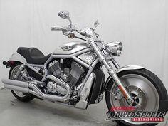 Harley-Davidson : VRSC 2003 HARLEY DAVIDSON VRSCA VROD 100TH ANNIVERSARY
