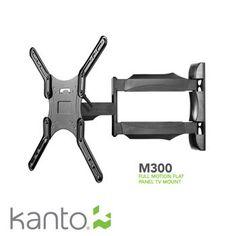 Kanto M300 Full Motion Mount for 26- to 55-in. Flat-panel TVs