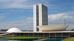 6 Era-Defining Buildings of the 60's > National Congress Building. Brasilia