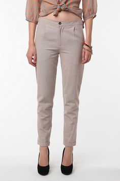 Pins and Needles Side-Tie Trouser