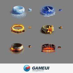 几枚精致的图标[ICON] | GAME...