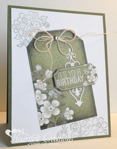 Heartfelt Creations | Your Birthday