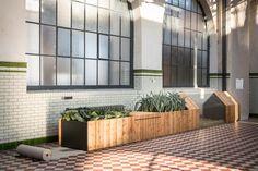 Macetas plantas-Jardineras | Jardinería | Daily Needs. Check it out on Architonic