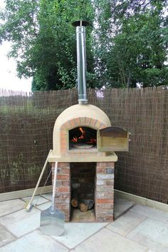 love pizza make your own diy pizza oven in your backyard gardens