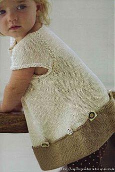 Lavoro a maglia per i bambini a ordinare Kursk - Natalia Tersintseva (Kalynyuk) aggiunto 4 foto ai vestiti album (2) SOLO FOTO
