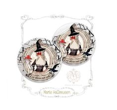 """Halloween """"Let Them Eat Cake"""" Marie Antoinette stickers by mulberrymuse."""