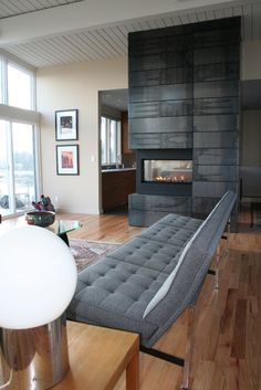 Spark Modern Fires - contemporary - fireplaces - other metro - Spark Modern Fires