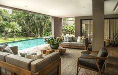 Casa de praia em Riviera de aproximadamente 1000m² venceu prêmio International Property Awards Brasil 2016, na categoria Residencial.