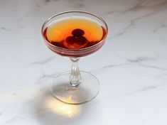 A seductively named drink built on rye, sweet vermouth, Benedictine, Peychaud's bitters, and absinthe, the La Louisiane shares similar DNA to other New Orleans classics, but never made the same leap into the cocktail mainstream.