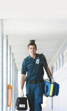 No. 54: Paramedic