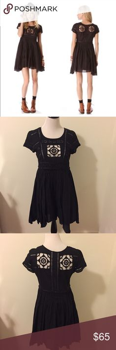 💫FLASH SALE 💫 Black Free People Dress Black Free People Dress  Measurements available upon request.    Reasonable offers considered.  💕💕Don't be shy, make an offer 💕💕 👍🏻👍🏻 Bundle and SAVE! 👍🏻👍🏻 🛍 10% off 2 or more items 🛍 🙅🏻🙅🏻 NO TRADES 🙅🏻🙅🏻 🚫🚫NO MODELING🚫🚫 Free People Dresses