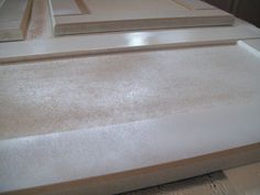 Painting MDF (here, Example Is MDF Cabinet Doors At 1/10th The Cost
