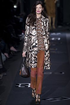 Diane von Furstenberg Fall 2013 RTW - Review - Fashion Week - Runway, Fashion Shows and Collections - Vogue - Vogue