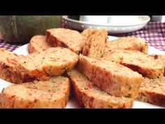 The vegetables that everyone will like! Vegetarian Meatloaf, Vegetarian Recipes, Healthy Recipes, Veggie Meatloaf, Veggie Dinner, Pancakes And Waffles, Tortilla, Easy Cooking, Vegetable Recipes